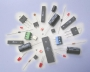 Assorted electronic components